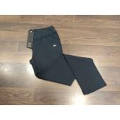 Slx luxury pantalón azul marino algodón